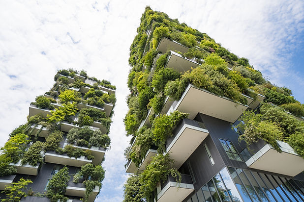 Bâtiments verts