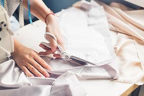 Découpe de tissu