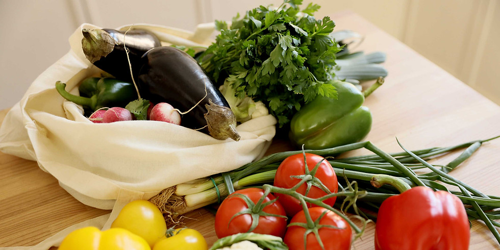 Feed Yourself:  Steamed Vegetables (5:00pm - 5:30pm)