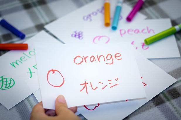 Kleuren in het Engels