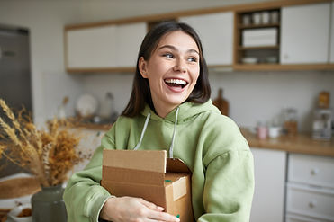 Happy Gift Box
