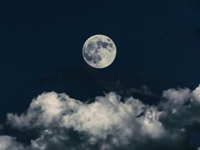 Blue Moon in Taurus 2020