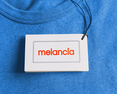 Name Tag blue