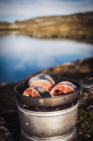Cooking Outdoor