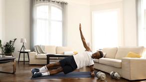 6 ejercicios para perder peso en casa