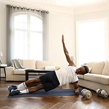 Fitness à domicile