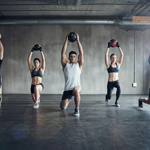 Group Strength and Conditioning Classes