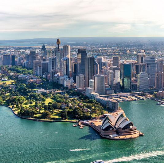 Australia & The South Pacific