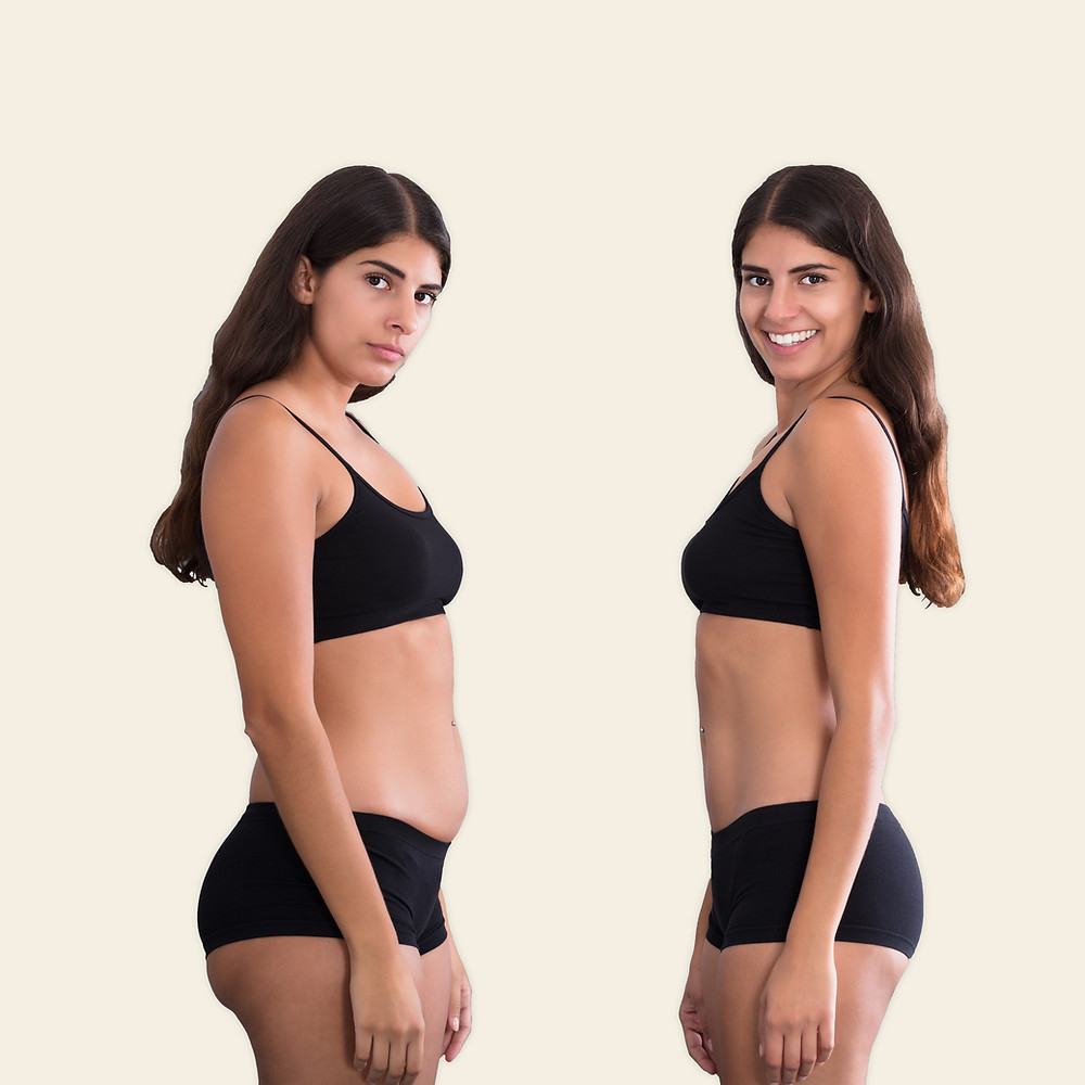 Abnehmen mit Kalorien, Gewicht verlieren