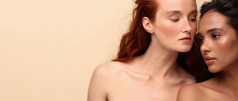 Modelos de belleza