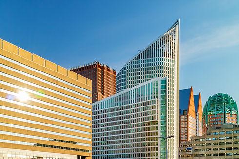 Financieel centrum