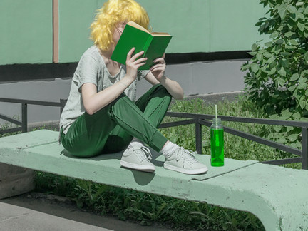 《本を読むこと》は、自分が欲しいものを自ら、進んで取りに行くこと。