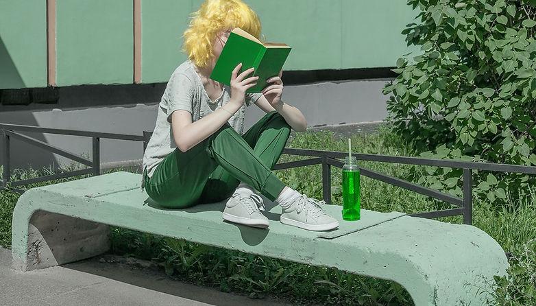 Reading a Book