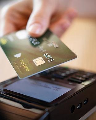 信用卡購買