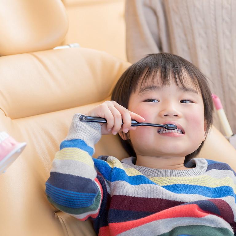 (延期)こそだてvillage 「イヤイヤ期。楽しい歯磨きとむし歯予防レクチャー」