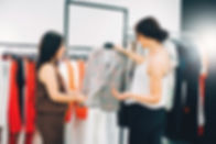 Employées de boutique