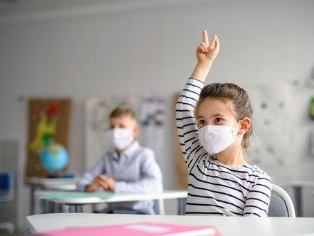 Back to School: How to Disinfect Classrooms in the Era of COVID