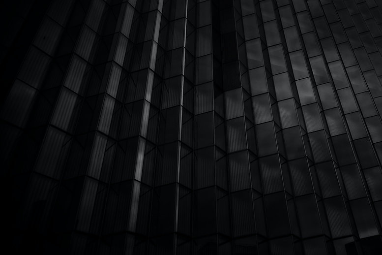 Dark Abstract Structure
