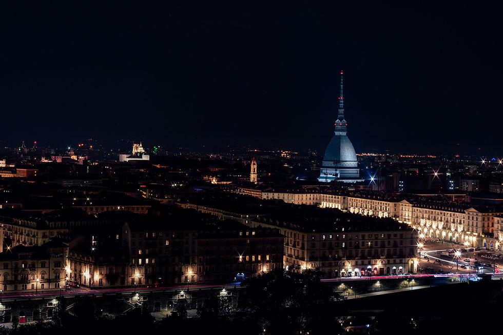 Turin at Night
