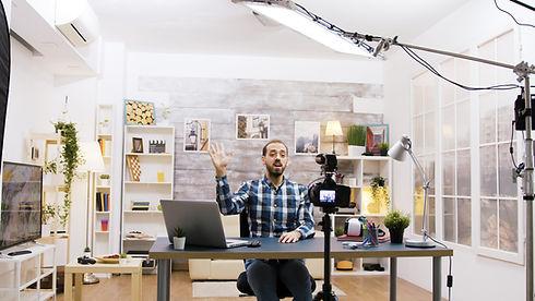 Servizio video in ufficio