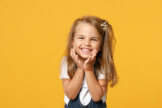 Modella bambina