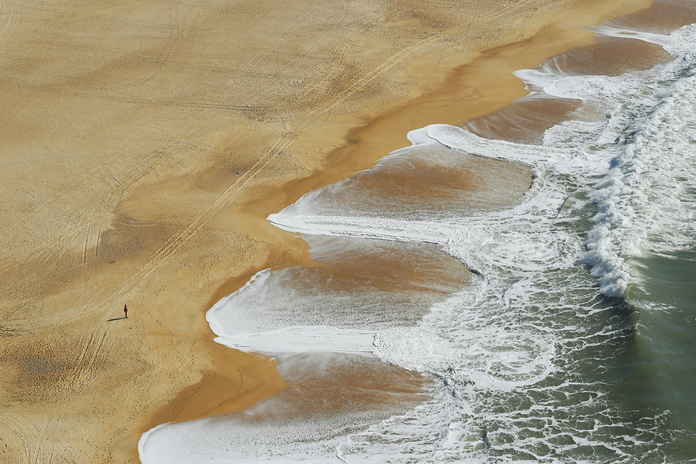 Image of Beach cusps