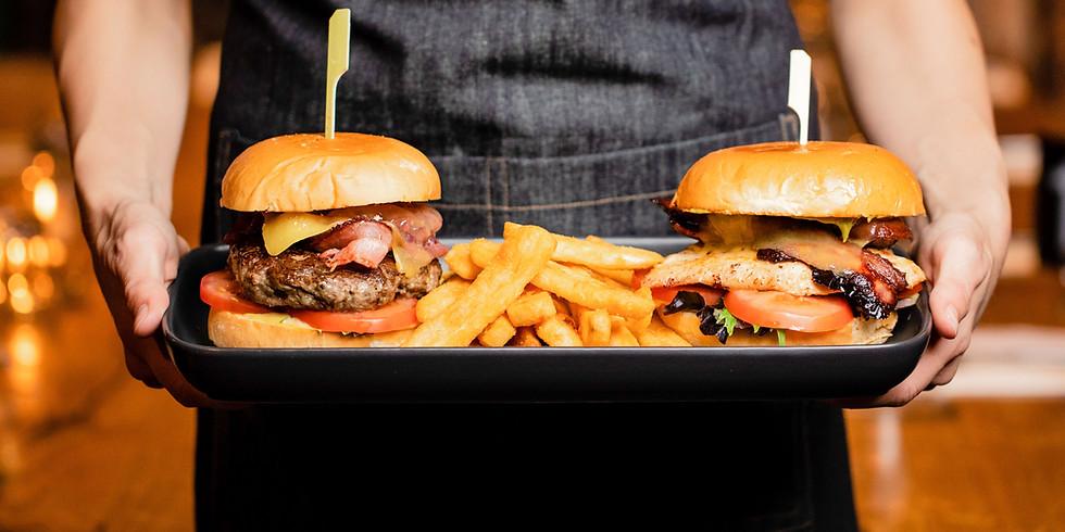 Burger Freitag - à  la  carte