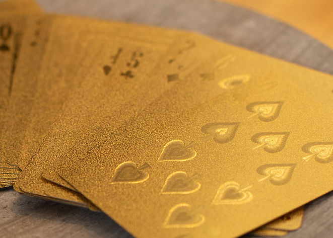 Gold Cards