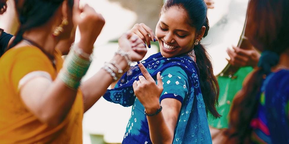 Bollywood Dance Virtual  Live
