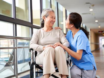 為什麼照顧長期居家照護需求者時,口腔清潔也很重要呢?