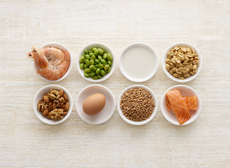 Nutrition - Healthy Aging and Protein