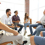 Support Group Meeting AA and NA meetings