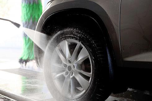 Reifen reinigen