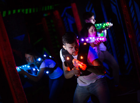 Top 10 Laser Tag in Des Moines, West Des Moines, Iowa