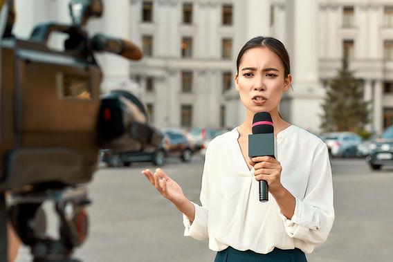 News Reporter