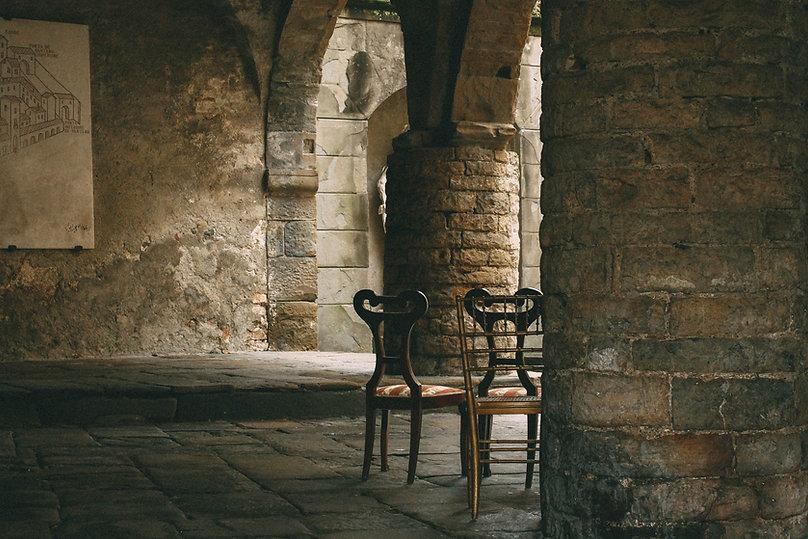 Schloss Interieur