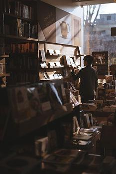 Организация книжного магазина
