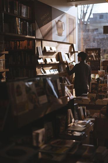 書棚の整理