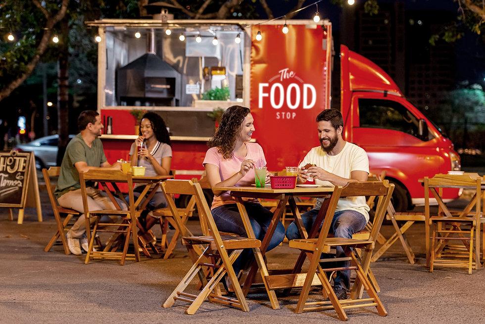 Fast Food Truck
