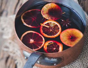 Glühwein Met Fruit