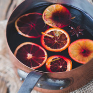Mulled Fruit