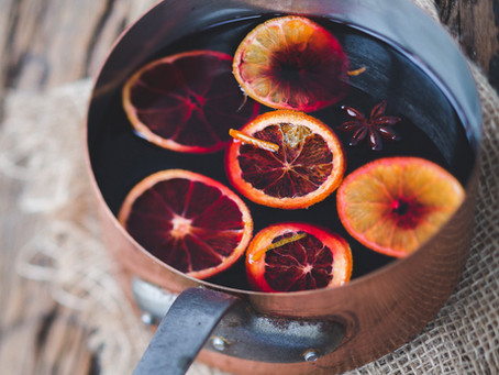 Mulled Apple Cider or Mulled Wine