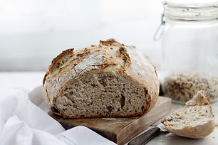 This delicious herb bread, made with a heritage grain, spelt, is delicious and nourishing. Making diet changes, I have eaten less...