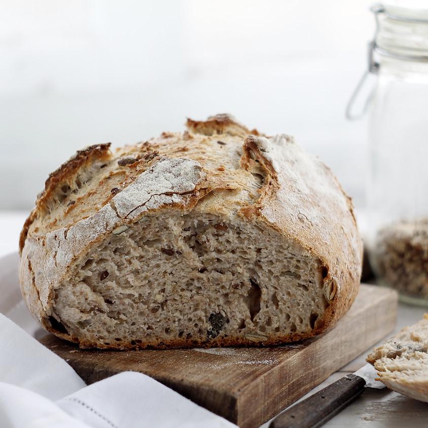 """Spelt and Rye Bread; """"Low-Gluten"""" Baking"""