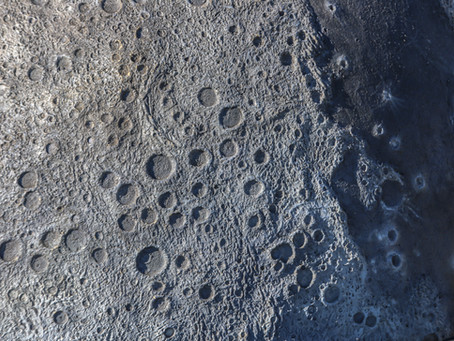 Moon facts - Get Ready for July 20th!