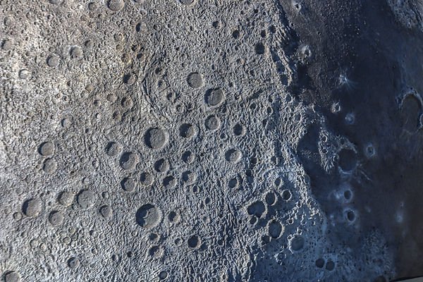 Lunar Craters to showcase your out of this world business video