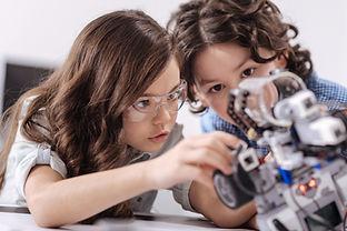 Дети в Технологическом классе