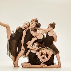 Teen Dancers