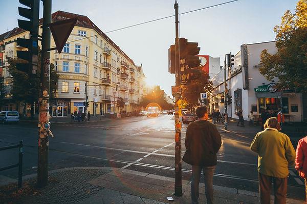 Berliner Straßen