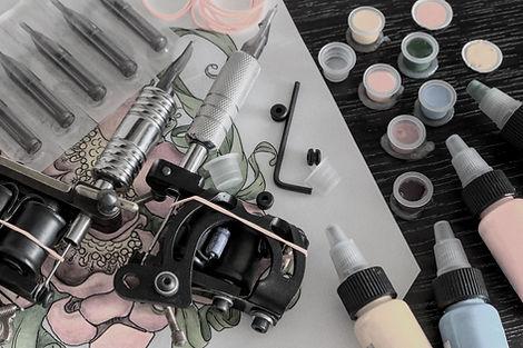Tattoo Equipment